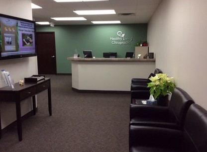 Chiropractic and holistic services office in Eden Prairie, MN